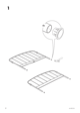 IKEA LILLESAND BED FRAME FULL, QUEEN & KING Assembly Instruction - 4