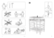 IKEA LO BUNK BED FRAME TWIN Assembly Instruction - 4