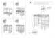 IKEA LO BUNK BED FRAME TWIN Assembly Instruction - 6
