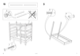 IKEA LO BUNK BED FRAME TWIN Assembly Instruction - 9