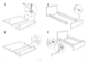 IKEA MALM BED FRAME TWIN Assembly Instruction - 4