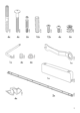 "IKEA MAMMUT BED FRAME 27 1/2X63"" Assembly Instruction - 3"