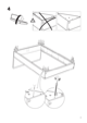 IKEA MÃRKEDAL HEADBOARD/FOOTBOARD FULL/DOUBLE Assembly Instruction - 7
