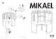 IKEA MIKAEL CORNER WORKSTATION Assembly Instruction - 1