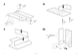 IKEA MIKAEL CORNER WORKSTATION Assembly Instruction - 6