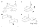 IKEA MIKAEL CORNER WORKSTATION Assembly Instruction - 7