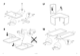 IKEA MIKAEL CORNER WORKSTATION Assembly Instruction - 8