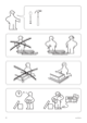 IKEA NORESUND HEADBOARD/FOOTBOARD QUEEN Assembly Instruction - 2