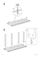 IKEA ODDA PULL OUT BED TWIN Assembly Instruction - 4