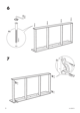 IKEA ODDA PULL OUT BED TWIN Assembly Instruction - 6