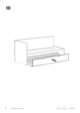 IKEA ODDA PULL OUT BED TWIN Assembly Instruction - 8