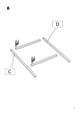 IKEA STORÃ LOFT BED FRAME FULL/DOUBLE Assembly Instruction - 9