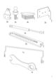 IKEA SULTAN ALSARP BED BASE Assembly Instruction - 5