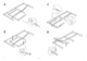 IKEA SULTAN LOVENE SLATTED BED BASE TWIN Assembly Instruction - 6