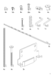 IKEA VANVIK QUEEN BED FRAME Assembly Instruction - 3