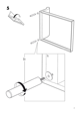 IKEA VANVIK QUEEN BED FRAME Assembly Instruction - 7