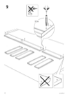 IKEA SONGESAND underbed storage box Assembly Instruction - 4