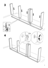 IKEA SONGESAND underbed storage box Assembly Instruction - 5
