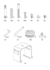 IKEA GJÖRA bed frame Assembly Instruction - 3