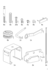 IKEA ASKVOLL bed frame Assembly Instruction - 3