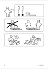 IKEA SULTAN support leg Assembly Instruction - 2