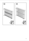 IKEA SULTAN support leg Assembly Instruction - 5
