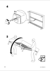 IKEA SULTAN support leg Assembly Instruction - 8