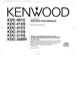 Kenwood KDC-315V Owner
