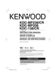 Kenwood KDC-MP208 Owner