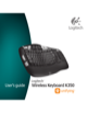 Logitech K350 - Wireless Keyboard  - 1