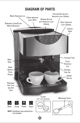 Mr. Coffee Pump Espresso Maker (ECMP50-NP) Owner