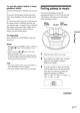 Sony CFD-E77L User