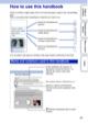 Sony NEX-C3K Handbook - 2
