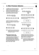 Yamaha FX500 Operation Manual - 11